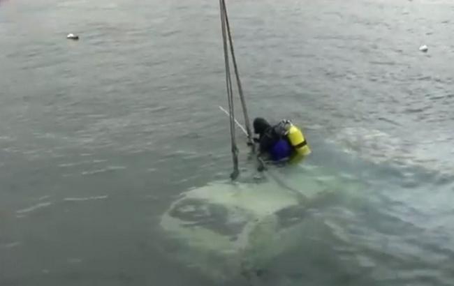 В Одессе на дне моря обнаружили страшную находку