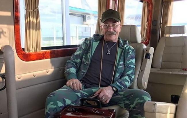 Розенбаума прооперували в Москві: у барда рак