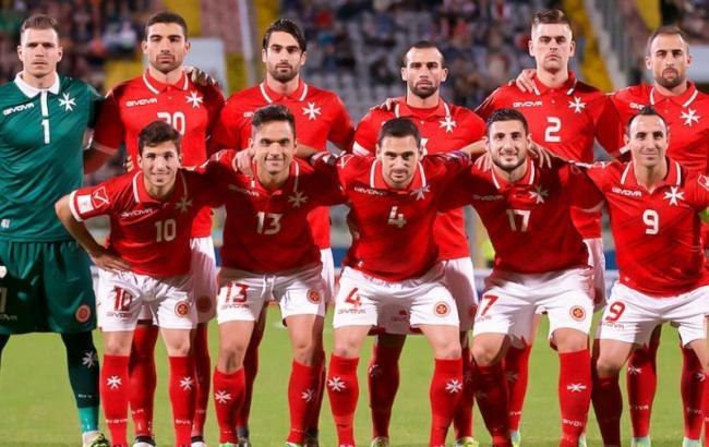 Фото: сборная Мальты