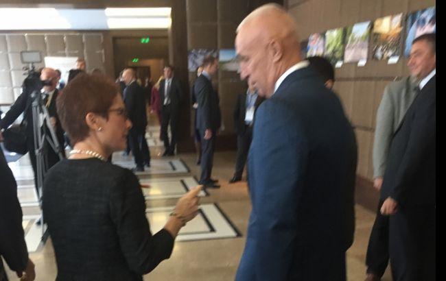 Фото: встреча Ярославского и посла США в Украине