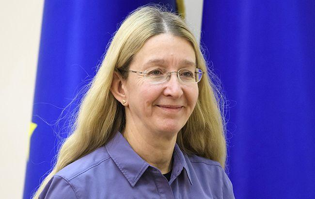 Фото: Уляна Супрун (kmu.gov.ua)