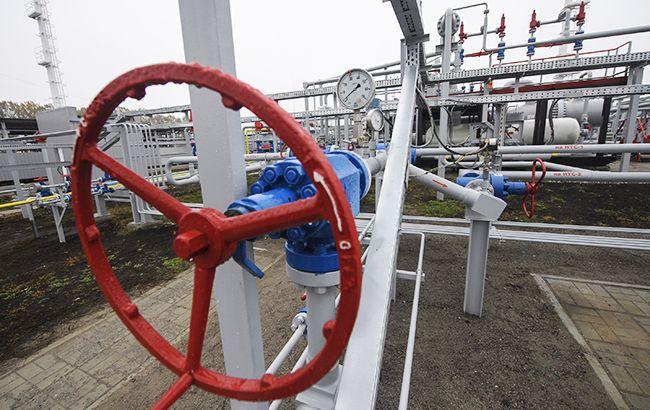 Объемы потребления газа в Черновицкой области уменьшились на 3,2%