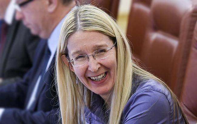 Ульяна Супрун (фото: kmu.gov.ua)