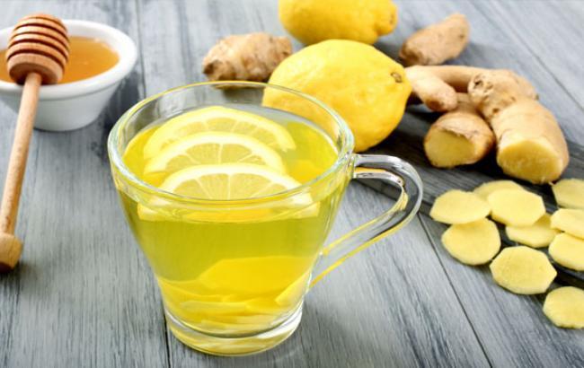 Фото: Чай с медом и имбирем может быть спасением от холода (facebook.com)