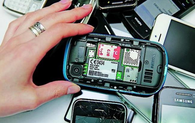 УДЦР запропонував повернути обов'язкову реєстрацію мобільних ІМЕІ