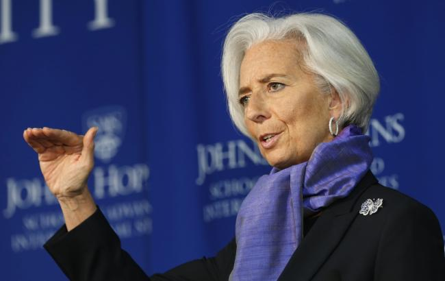 Руководитель МВФ назвала условия участия впрограмме финансовой поддержки Греции