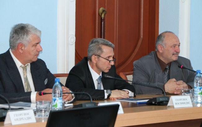 МИД осудил визит бизнесменов из Греции в Крым