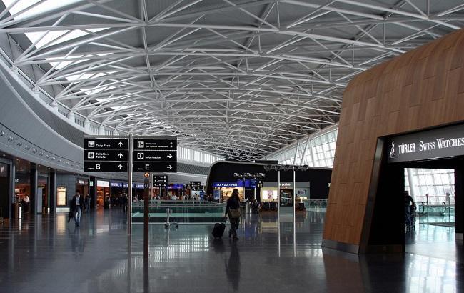 Фото: аэропорт Цюриха