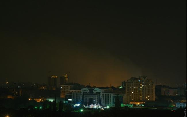 Фото: Одессу накрыл смог