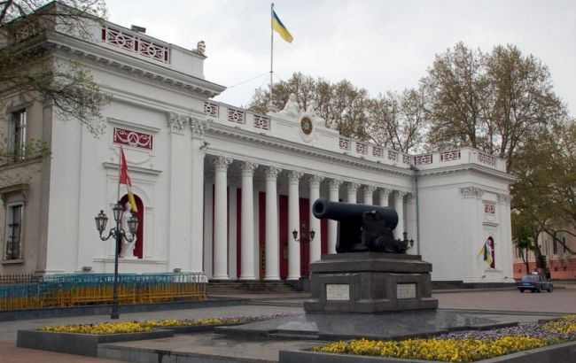Выборы в Одессе: в горсовет проходят 5 партий