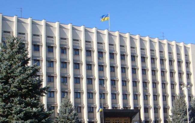 Милиция проводит обыск в Одесской ОГА