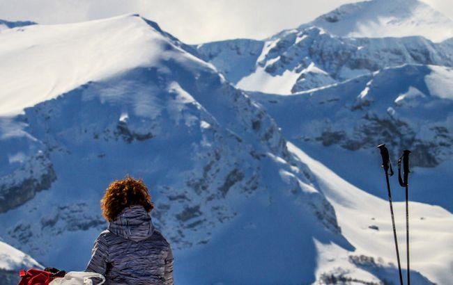 ВИталии при сходе лавины погибли лыжники