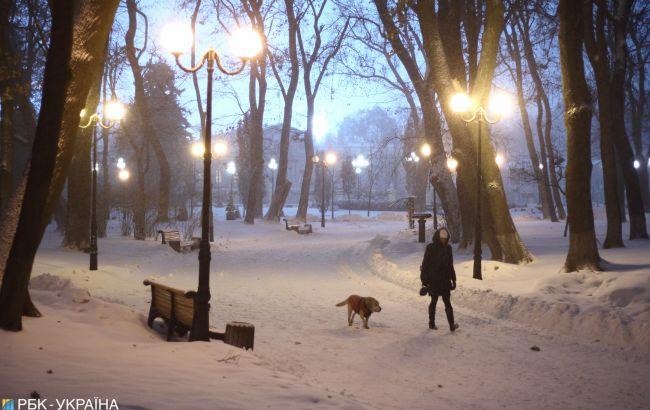 Снігопади і морози повернулись. Сьогодні погода в Україні погіршиться