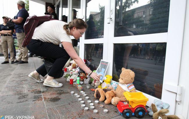 В Україні вперше відзначають День пам'яті дітей, які загинули внаслідок агресії РФ