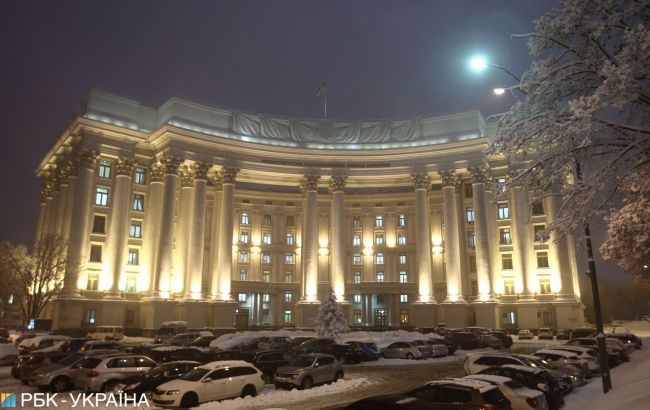 МИД отреагировал на доклад Евросоюза по Украине: учтем рекомендации