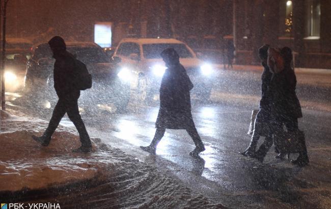 Украинцев предупредили о сильных морозах 19 декабря