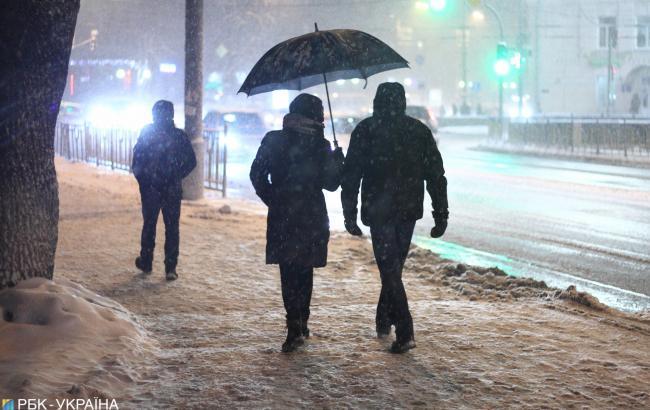 """""""Мокрий четвер"""": українцям розповіли про погоду 27 грудня"""