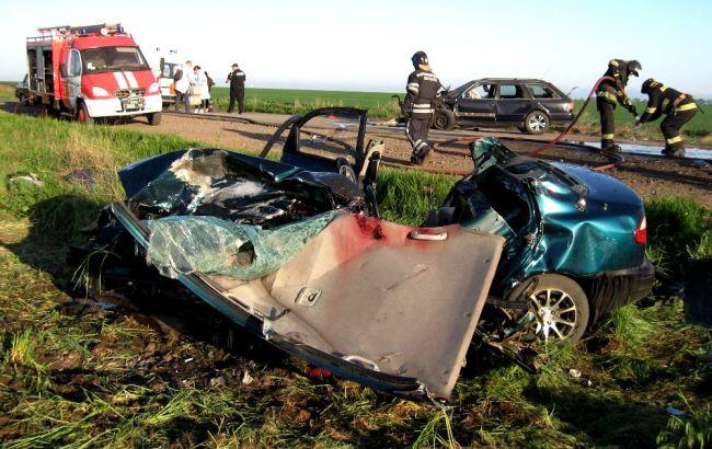 ВДТП погибли 5  человек, есть пострадавшие— катастрофа  наОдесчине