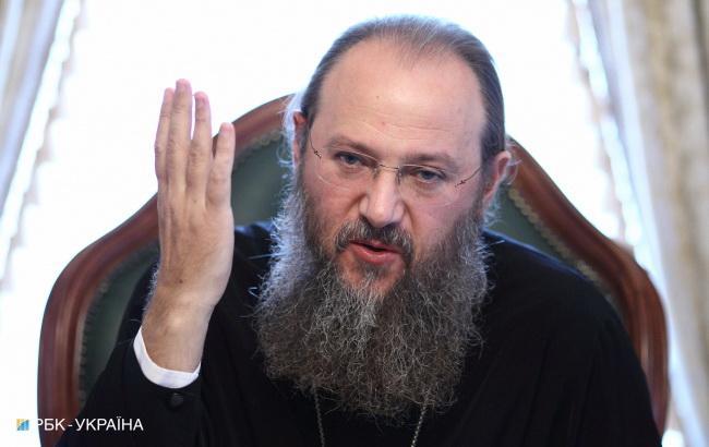 УПЦ Московского патриархата исключает признание новой поместной церкви