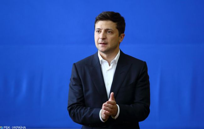 Зеленский предложил люстрировать Порошенко и его топ-чиновников
