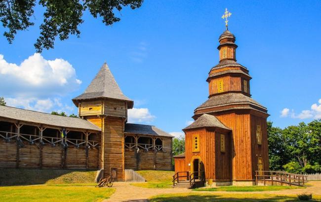 Фото: Цитадель Батуринской крепости (Олег Божко)