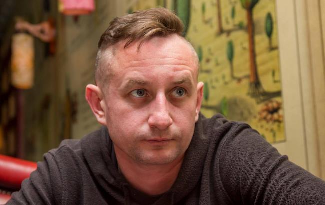 Сергей Жадан (фото: РБК-Украина)