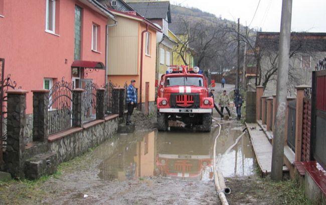 У Закарпатській області залишаються підтопленими 37 домогосподарств