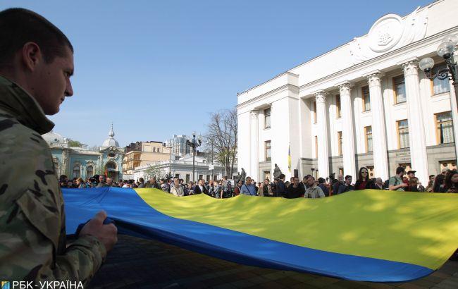 Украинцы существенно изменили оценку событий в стране