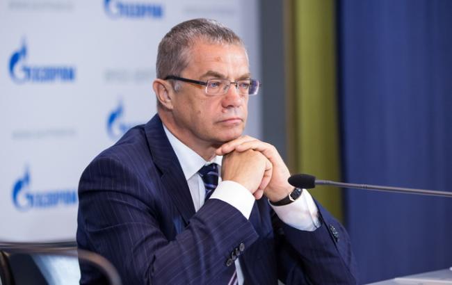 "Фото: замглавы ""Газпрома"" Александр Медведев"