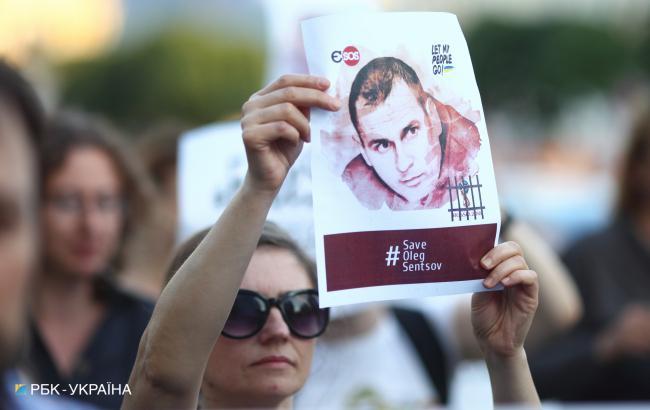 Постпредставництво України у Відні закликало РФ розблокувати процес звільнення політв'язнів