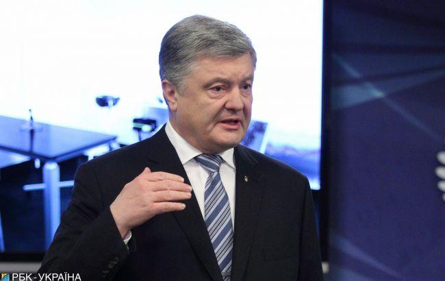 Порошенко прокоментував свій допит у справі Майдану
