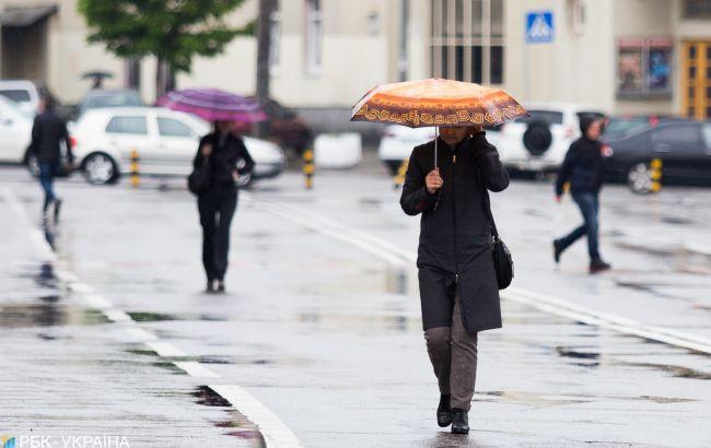 У Києві зафіксували рекордну кількість опадів у неділю