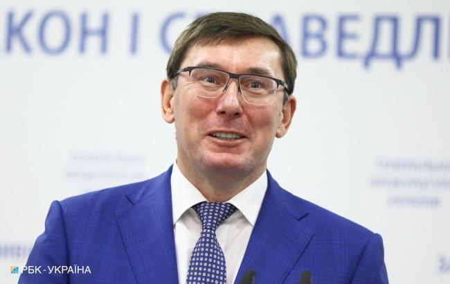 Луценко намерен участвовать в парламентских выборах