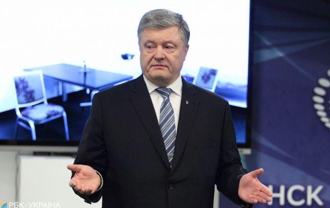 Голова Окружного адмінсуду Києва звинуватив Порошенка у тиску