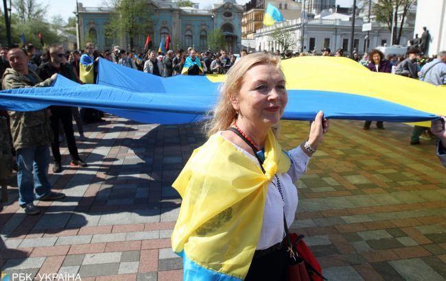 Украина поднялась в рейтинге самых счастливых стран