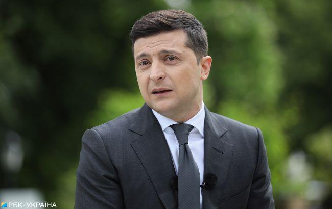 """Зеленський планує """"дотиснути"""" банківську систему для зниження ставок кредитів"""