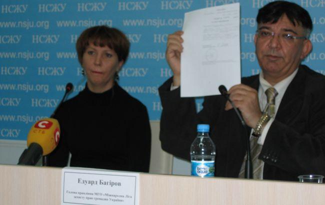 Багиров: Киевская прокуратура не справляется со своими обязанностями