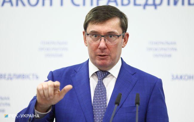 Луценко допускає арешт українських підприємств Фірташа