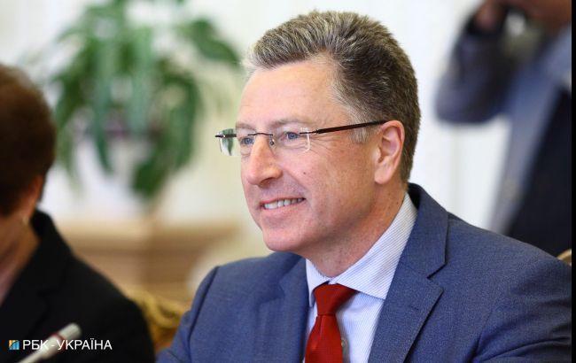 Партнери не будуть підштовхувати Україну до виборів в ОРДЛО, - Волкер
