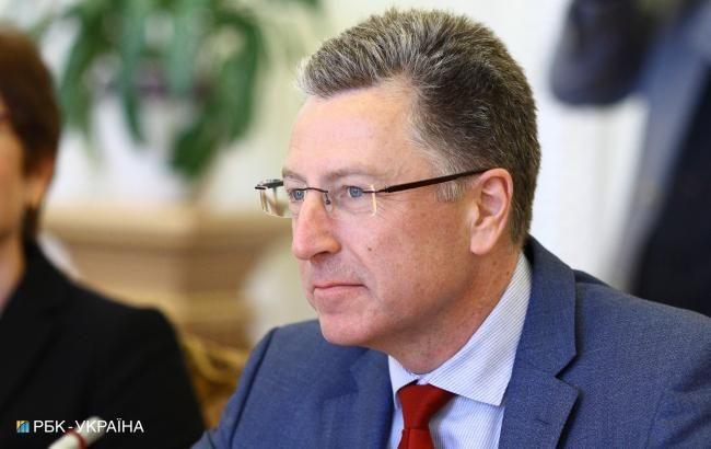 Волкер заверил Украину в поддержке США