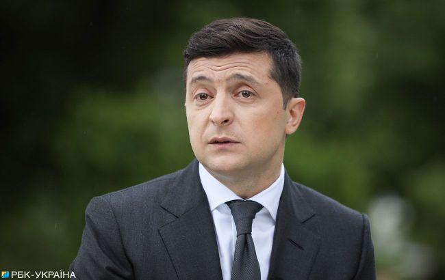 """Зеленский ожидает реформу """"Укрзализныци"""" сразу после карантина"""