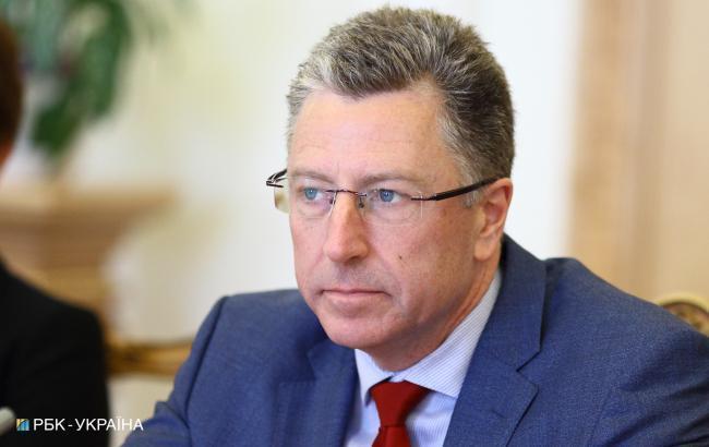 Нові санкції США визнають, що РФ повністю контролює окупований Донбас, - Волкер