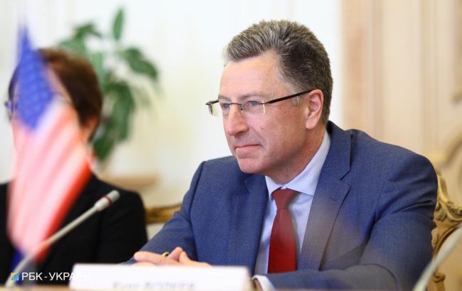 Волкер обсудит ситуацию на Донбассе с представителями Европарламента и НАТО
