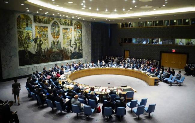 Фото: заседание Совбеза ООН