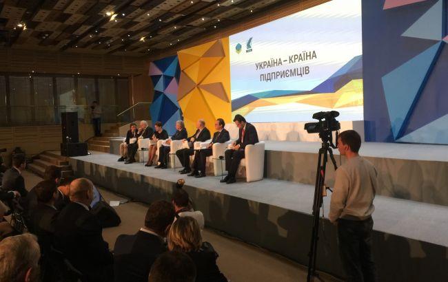 """Фото: форум для предпринимателей """"Украина – страна предпринимателей"""""""