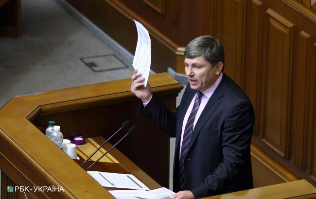 Тимошенко системно відсутня в Раді під час голосувань проти РФ, - Герасимов