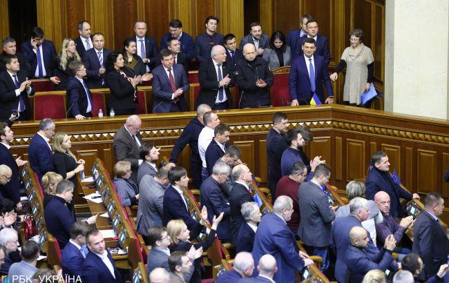 Розпуску Ради і дострокових виборів хочуть менше половини українців