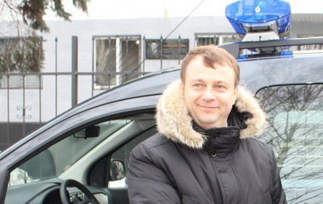 Фото: мэр Покровска Руслан Требушкин