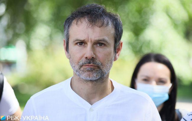 Вакарчук знову йде з Ради: співаючий нардеп пояснив рішення