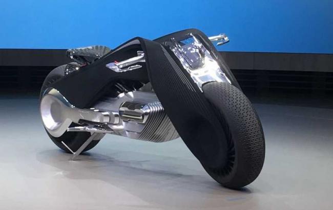 Фото: Новый мотоцикл от BMW